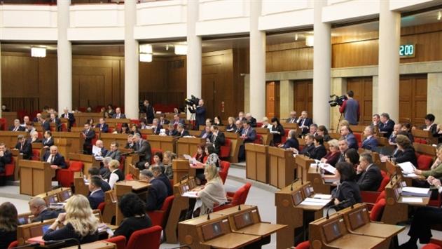 Депутаты приняли в первом чтении проект бюджета Беларуси на 2018 год
