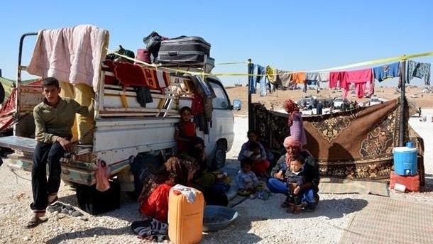 За год в Сирии погибли 39 тысяч человек