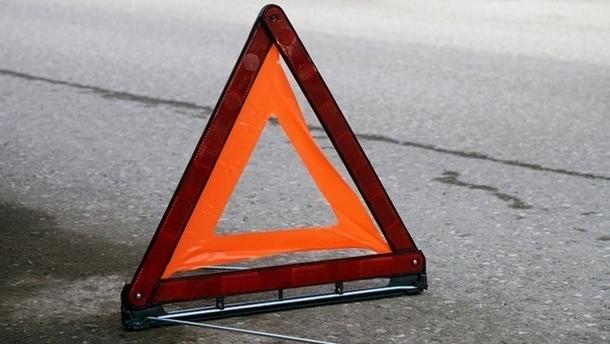 В Крыму автомобиль наехал на семерых подростков