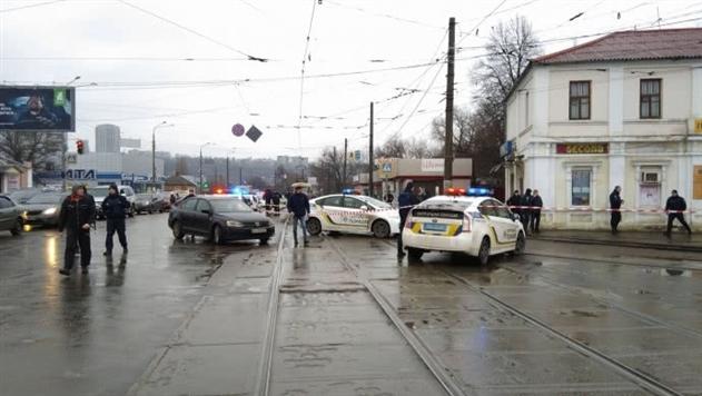 Захватчик Укрпочты в Харькове ранее судимый