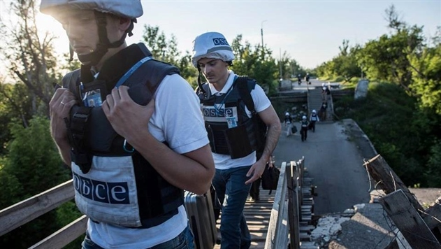 МИД России возмущается приоритетами ОБСЕ