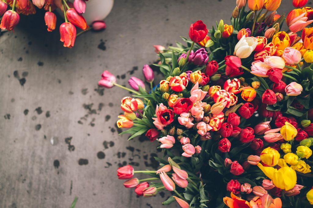 Заказ и доставка цветов во Львове