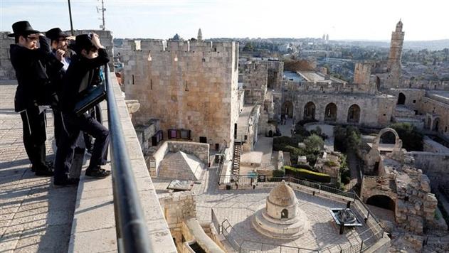 Трамп отложил решение по признанию столицы Израиля
