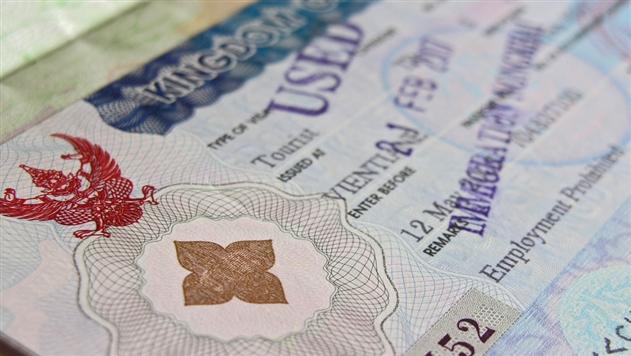 С 11 декабря белорусы смогут подавать документы на визу в Таиланд в Минске