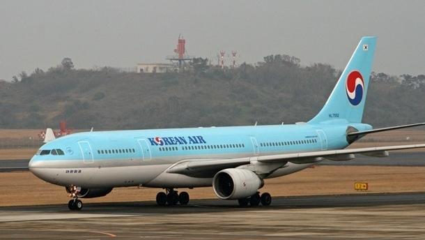 Американка скончалась в самолете по дороге в Сеул