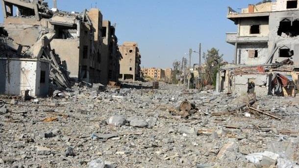 Россия: Коалиция США не отличилась успехом в Сирии