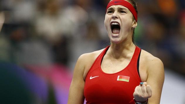 Соболенко и Герасимов признаны лучшими теннисистами Беларуси
