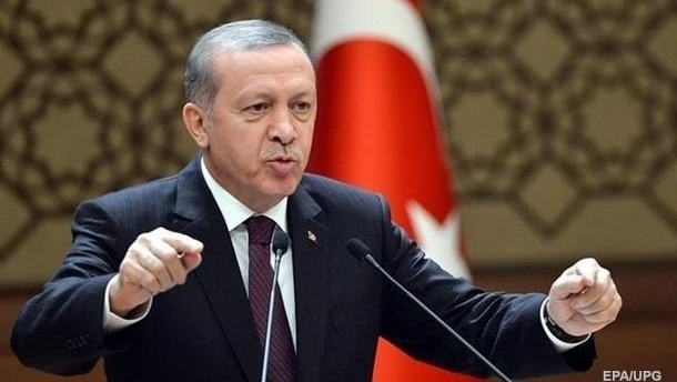 Эрдоган: Израиль – террористическое государство