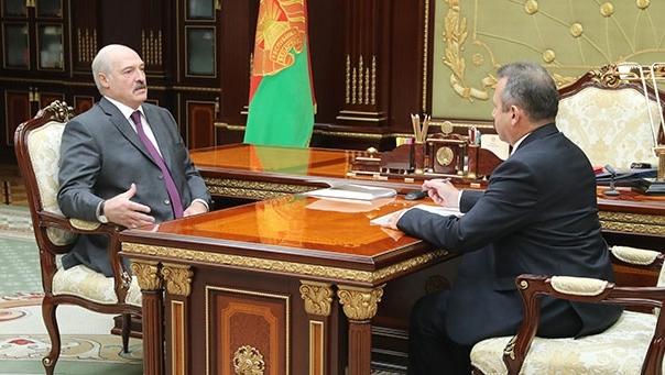 Лукашенко поручил
