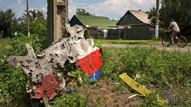 Британская разведка: MH17 сбил российский Бук