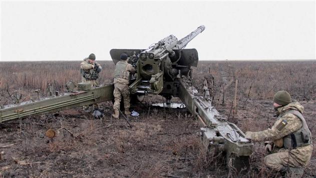 В ЕС обеспокоены обострением ситуации на Донбассе