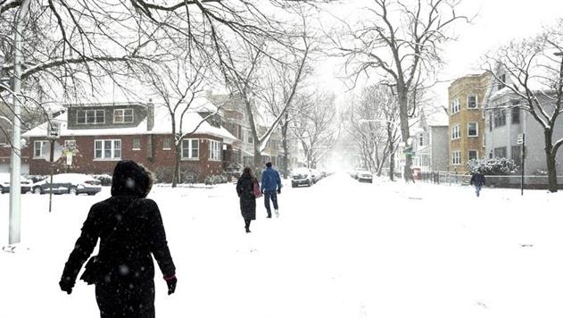Масштабные перебои электроэнергии возникли в Великобритании из-за снегопада