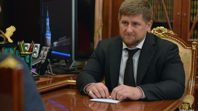 Пропали аккаунты Кадырова в Instagram и Facebook
