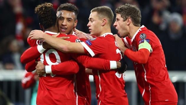 «Рома», «Ювентус», «Манчестер Юнайтед» и «Базель» вышли в плей-офф Лиги чемпионов