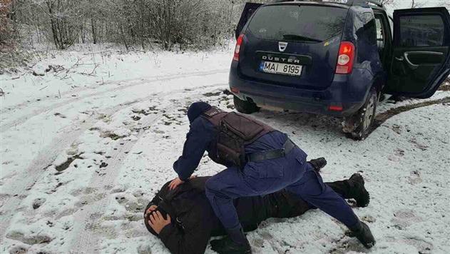 Пограничники задержали выдворенного соратника Саакашвили