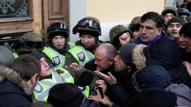 Саакашвили вызвали на допрос в СБУ – источник