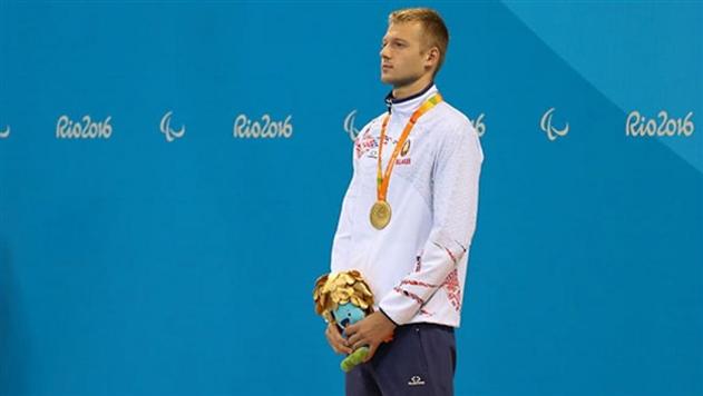 Белорус Бокий выиграл уже 5 золотых медалей на ЧМ по плаванию