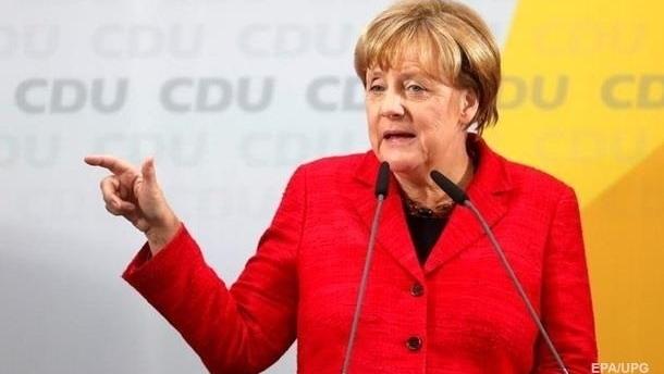 Меркель: Нет оснований отменять санкции против РФ