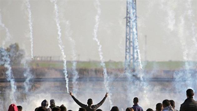 Протесты в Палестине: две жертвы и более 700 пострадавших