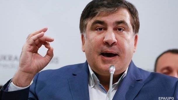Саакашвили избирают меру пресечения. Онлайн