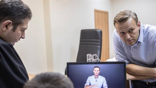 Навального окончательно не пустили на выборы в РФ