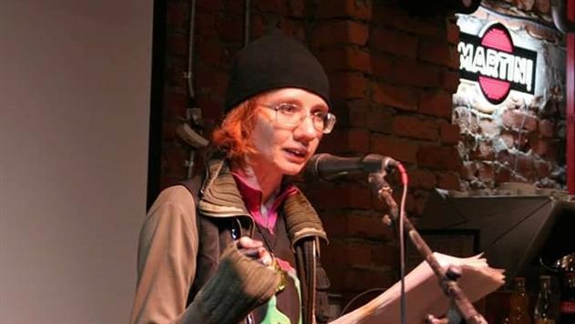 В Москве задержали украинскую писательницу