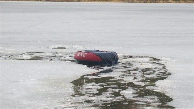 В трех областях Беларуси запретили выходить на лед