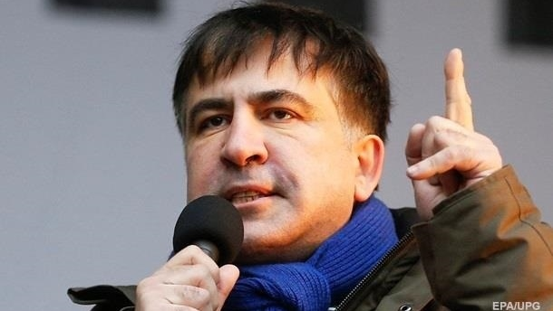 Саакашвили подал иск против миграционной службы