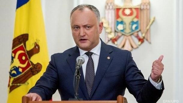 Додон назвал сценарии развития отношений с РФ