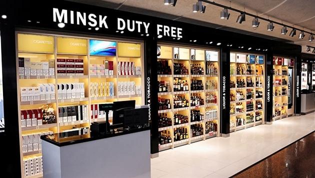 В Беларуси по-новому заработают магазины duty free