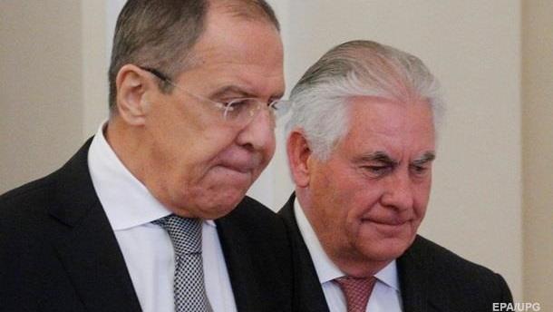 Москва готовит встречу Лаврова и Тиллерсона в Вене
