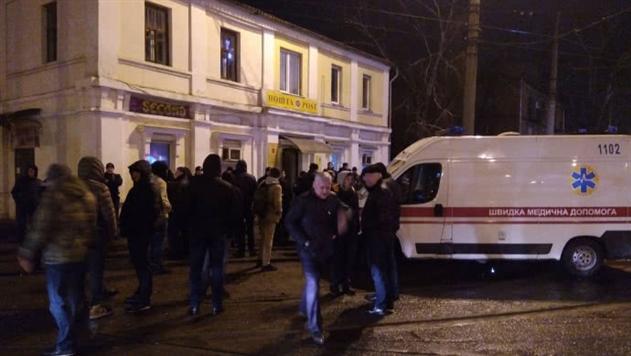 Полиция рассказала подробности операции в Харькове