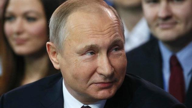 Выборы в РФ: Справедливая Россия поддержит Путина