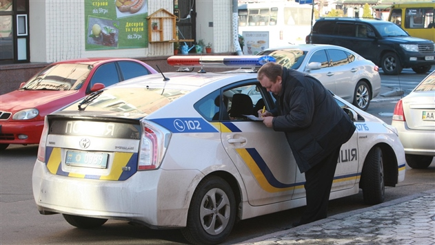 В Киевской области за выходные поймали почти 30 пьяных водителей