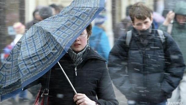 Синоптики предупредили украинце о сильном ветре