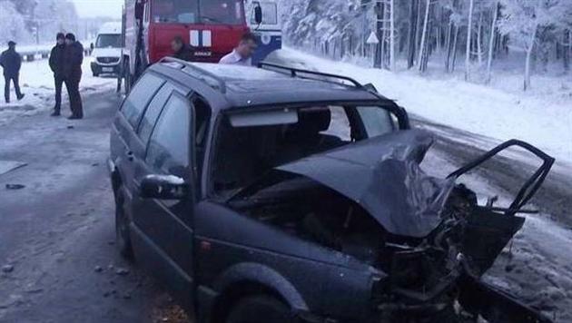 Один человек погиб и двое пострадали в ДТП под Мозырем