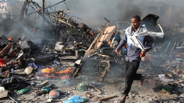 В Сомали смертник взорвал полицейскую академию