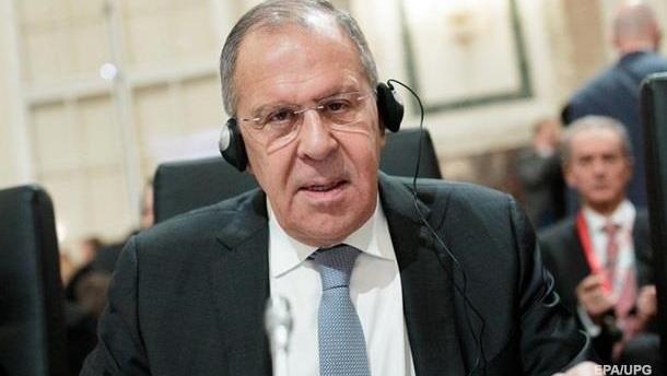 Лавров в ЕС пожаловался на агрессивных «русофобов»