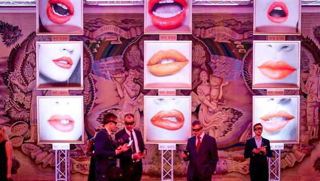 В Минске определили обладательницу самых сексуальных губ