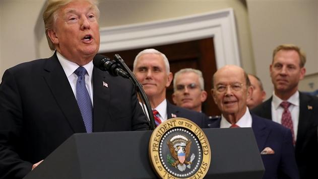 Трамп хочет ужесточить миграционную политику