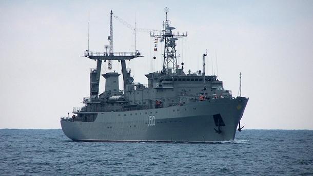 США впервые дадут деньги на поддержку ВМС Украины