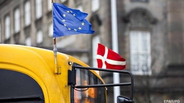 В Дании наркодилер перепутал автомобиль полиции с такси