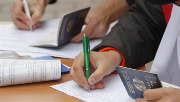 ЦИК: почти 8 тыс. человек уже выдвинулись кандидатами в депутаты