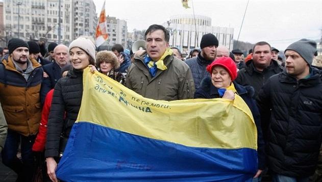 Саакашвили намерен добровольно явиться на допрос