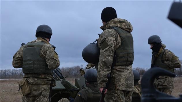 Снайпер застрелил бойца ВСУ – штаб