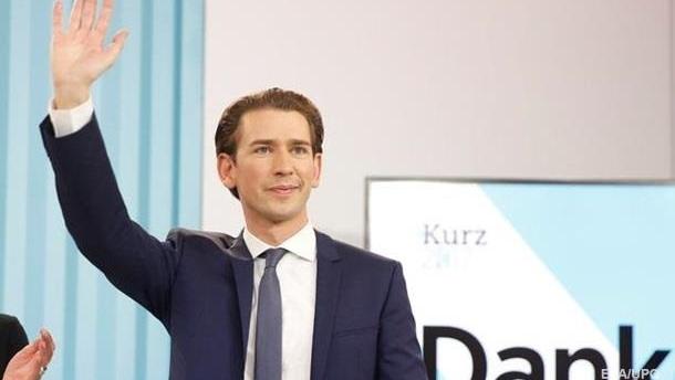В Австрии сформировали коалиционное правительство