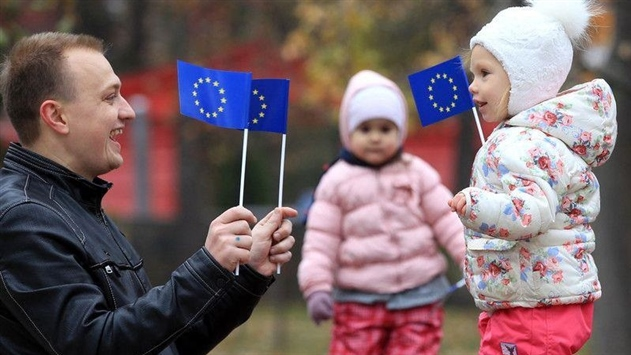 В Украине выросло число сторонников ЕС и НАТО – опрос