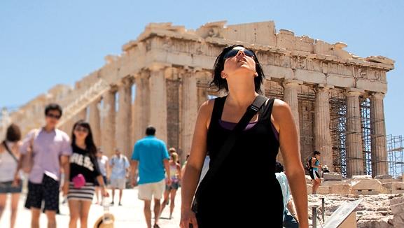 Греция с 1 января вводит туристический налог на проживание в отелях