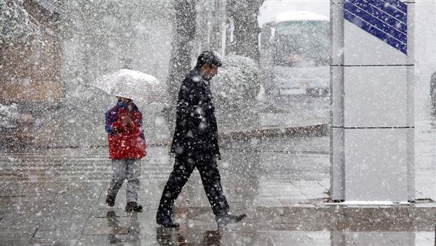 Завтра по всей Украине ожидается мокрый снег