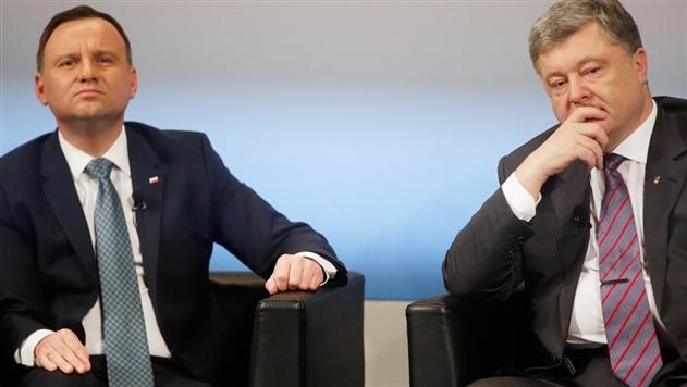 Порошенко завтра встретится с президентом Польши